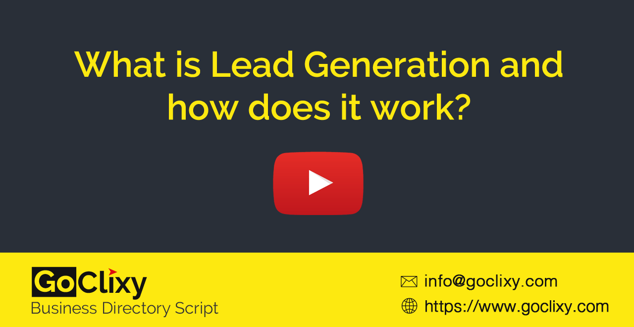 What is Lead Generation and how does it work?